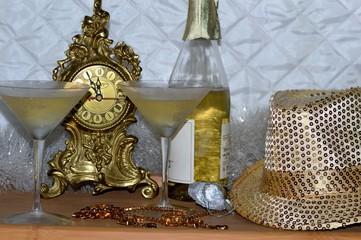 Szampan i biżuteria