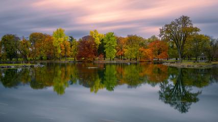 Long's Park, PA, Fall Photography