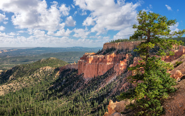 Paria View Overlook at Bryce Canyon National Park