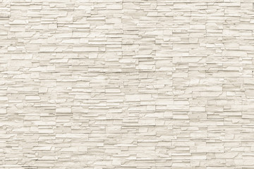 White cream marble limestone brick tile wall aged texture detailed pattern background