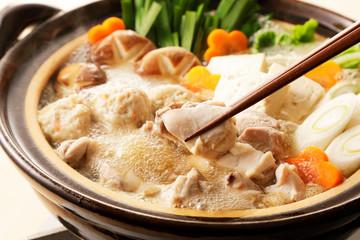 Japoński gorący kurczak
