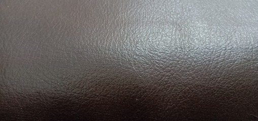 Navy Vintage Style Leather Wallpaper