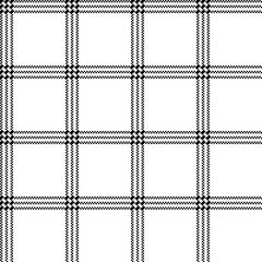 White black striped pixel seamless pattern