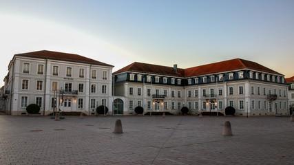 Architektur in Zweibrücken, Deutschland