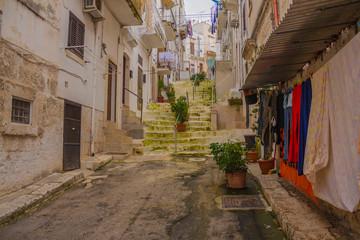 centro storico di ostuni
