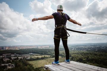 skakanka jest sportem ekstremalnym dla każdego