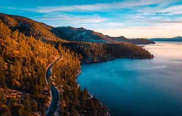 Lotnicze Z Jeziora Tahoe