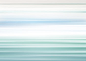 Abstract background with pattern of pastel horizontal strips and lines. Modern blurred backdrop with turquoise, white, beige, blue soft gradient. Art template with copy space for creative design