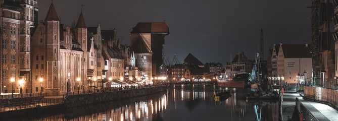Gdansk, Old Town, Poland