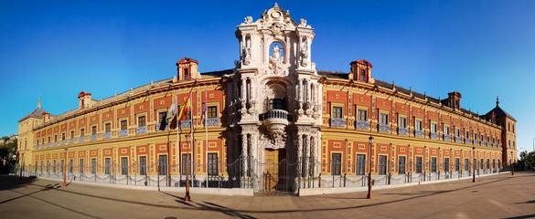 San Telmo Palace of Seville