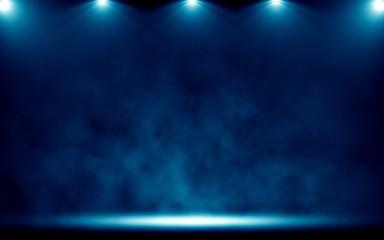 Spotlight. Scene Illumination.
