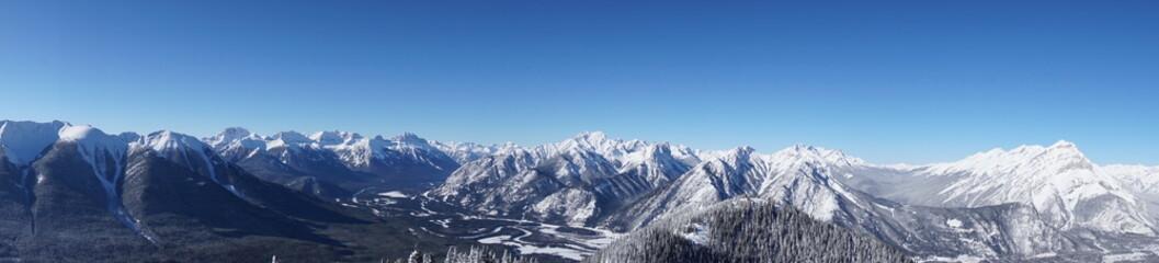 Rocky Mountains - Banff