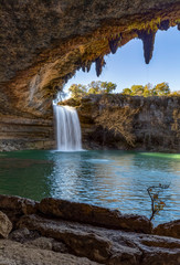 Hamilton Pool Plunge - Travis County, Texas