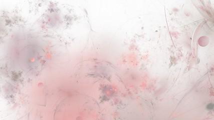 Wundervolle Hintergrundgrafik mit organischen Elementen - Altrosa