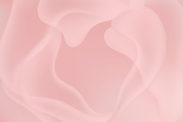 soft and smooth pink background. illustration vector.