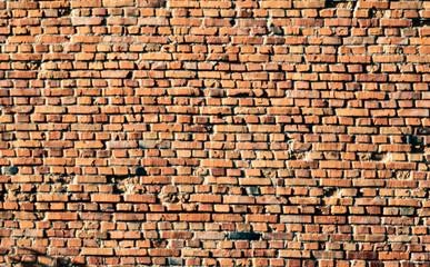 old concrete brick wall grunge background