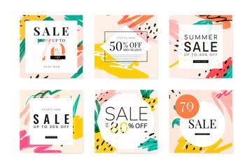 Memphis summer sale design collection