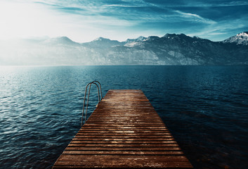 Garda Lake, landscape