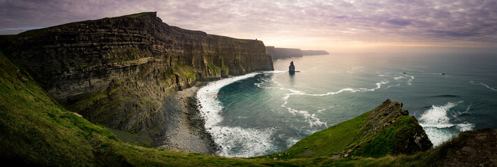 Cliff of Moher, Irlandia
