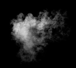 smoke steam fog air background shape black