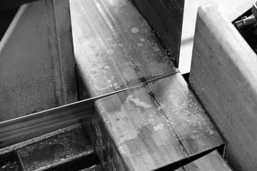 steel profile material