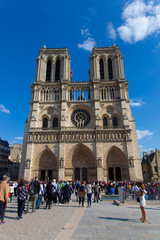 Notre Dame de Paris - 2019 - France