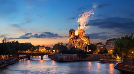 Fire Notre Dame