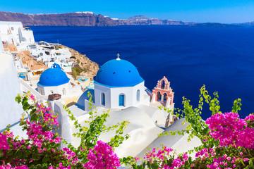 Wyspa Santorini, Grecja.