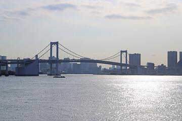 【東京の風景】レインボーブリッジ