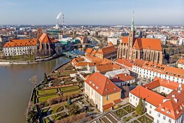 Wrocław- Ostrów Tumski