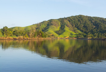 Reflections on the Daintree River
