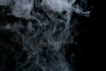 お料理用の湯気(またはたばこの煙、火事の煙):フォトショップのスクリーン機能で合成可能