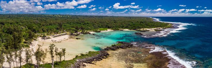 Eton Beach, Efate Island, Vanuatu, near Port Vila - famous beach on the east coast