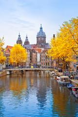 Church of St Nicholas, Amsterdam, Holland