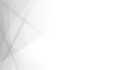 Design white light & grey geometric background halftone style.