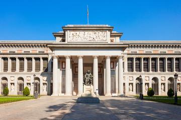 Prado National art museum in Madrid, Spain