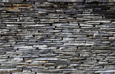 The small stone lined walls , beautiful Stone wall