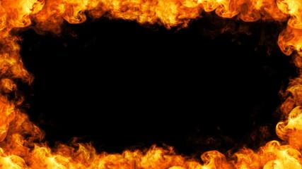 An element of smoke/fire design.   Enjoy. Thank you.