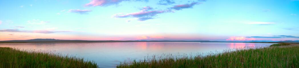 Jezioro Hadyn w Tuwie