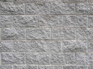 Concrete grey sandstone pattern wall texture background for design, banner and layout