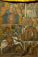 Iglesias de Lalibela, Lalibela, Etiopia, Africa