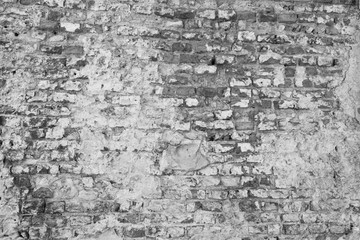 Beautiful vintage background. Abstract grunge decorative stucco wall texture. Wide rough background with copy space for text.