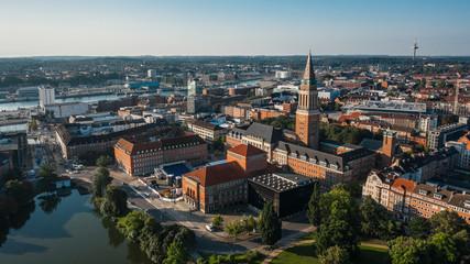 Cityscape of Kiel