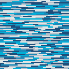 Winter abstract seamless pattern