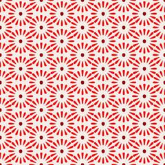 Geometric portuguese azulijo seamless pattern vector