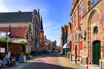 Monnickendam is a beautiful fishertown in Netherlands