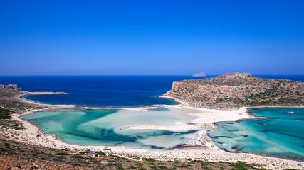 Balos, spiaggia di Creta, Grecia