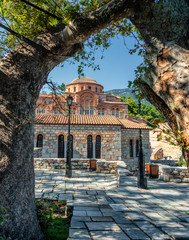 Hosios Loukas monastery is one of the most important monuments of Middle Byzantine architecture and an UNESCO World Heritage Site