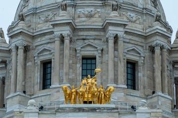 Minnesota State Capitol Building - St. Paul, MN