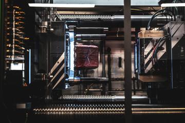 Industrielle Fertigung / Spritzguss Maschinen